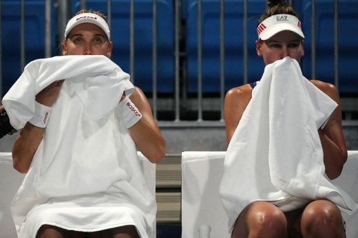 Обидно до слёз! Российские теннисистки Веснина и Кудерметова остались без золота Олимпиады