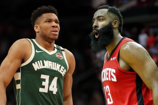 В НБА зарождается новое соперничество. Адетокунбо и Харден открыто презирают друг друга