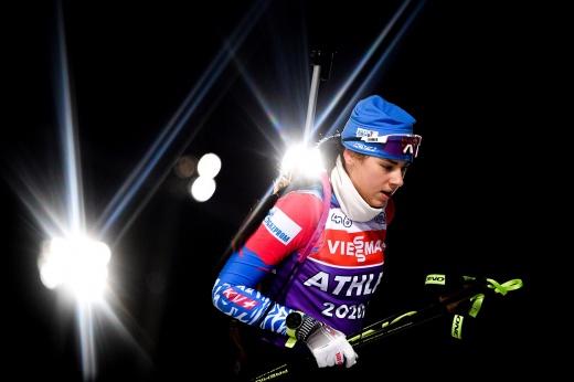 21-летняя биатлонистка Гореева поборолась с лидерами. И почему ей дают так мало шансов?