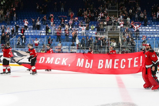 В Омске негде играть в хоккей, даже под открытым небом. Как так вышло?