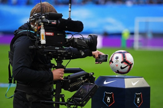 RPL can give broadcast rights without a tender.  Why is it bad for Russian football