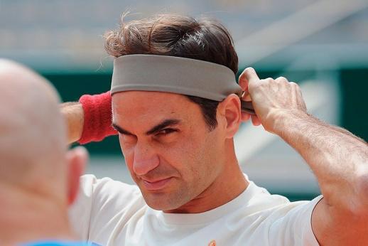Кирьос считает «Ролан Гаррос» «отстоем», а Федерер вернулся в Париж