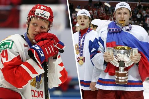 В России многие подумали, что молодёжка выиграла золото. Люди смотрели старый матч