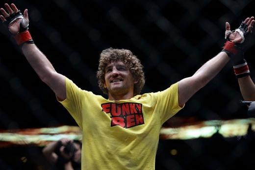 Аскрен приходил в UFC забороть Хабиба. Итог — полный провал и скорая пенсия