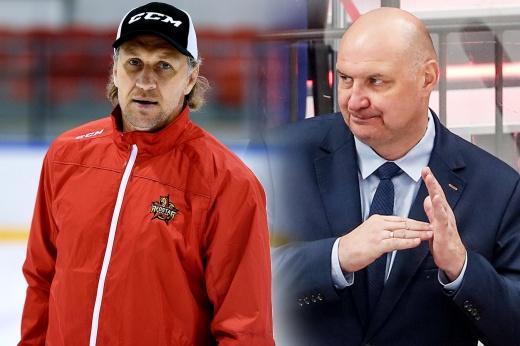 Андриевского отправили в отставку. Кого ещё в КХЛ могут уволить в ближайшее время?