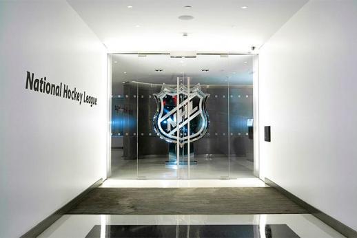 Как раньше выглядела форма клубов НХЛ, уникальные логотипы и дизайны
