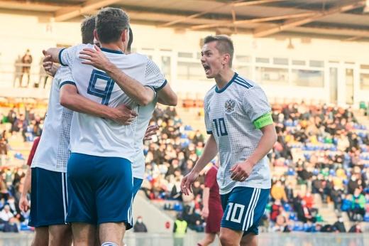 Молодёжная сборная России на Евро-2021, из каких городов и деревень подопечные Галактионова