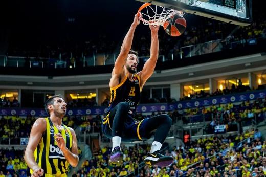 «Химки» играют в баскетбол НБА. Увы, в Европе это работает не всегда