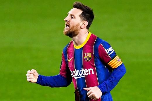 Штрафные для Месси проще, чем пенальти? Лидер «Барселоны» забил шикарный гол