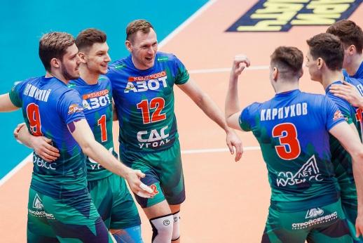 Давай подавай. «Кузбасс» героически вытащил матч с «Динамо»