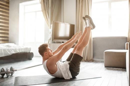 Как проводить силовой тренинг дома? Правила, которые помогут держать мышцы в тонусе