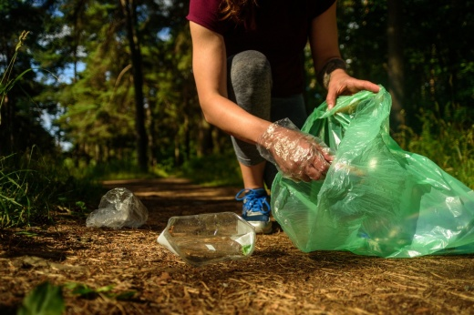 Что происходит с мусором после Московского марафона? Проблемы переработки пластика