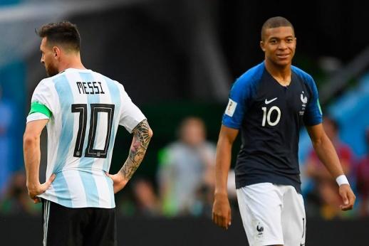 Адьос, Месси! Он старался, но Мбаппе был гораздо круче и вынес Аргентину