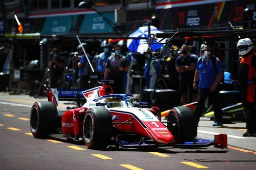 Российский юниор «Феррари» заваливает важнейший сезон. Ещё немного — и Ф-1 точно не будет