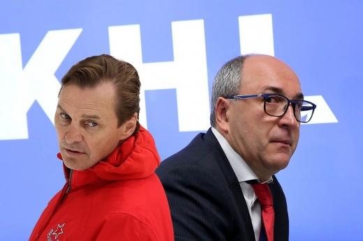 Президент КХЛ Алексей Морозов — о Капризове, потолке зарплат и ситуации с посещаемостью