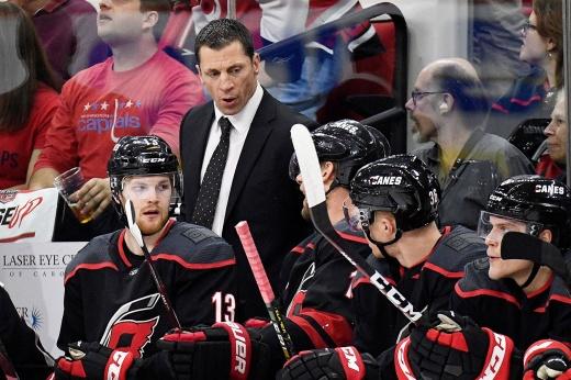 Род Бриндамор — тренер года в НХЛ, история уникального наставника, который присягнул на верность клубу