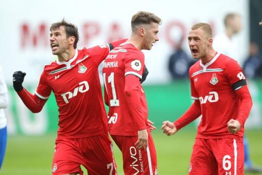 Антон Миранчук – лучший футболист «Локомотива». И он действительно круче брата