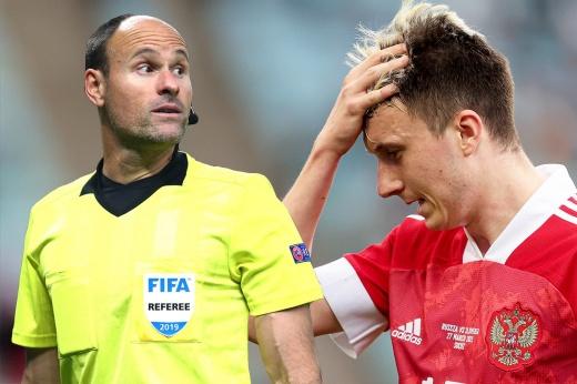 «Совести у него нет!» Кто будет судить Россию в первом матче на Евро