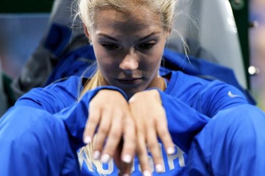 Костыли вместо медали. Олимпиада в Токио закончилась для Дарьи Клишиной в больнице