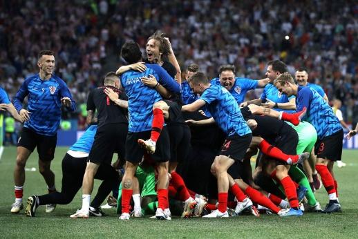 Ещё одна серия пенальти! Хорватия выиграла свидание с Россией