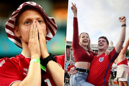 «Евро сделали для того, чтобы выиграла Англия». В Европе возмущены запретами британцев
