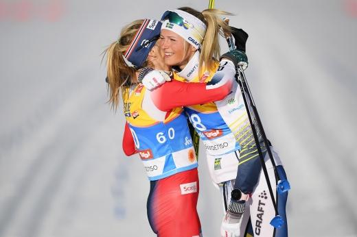«Странно, что парни бегают вдвое больше». Шведские лыжницы хотят равноправия ради денег?