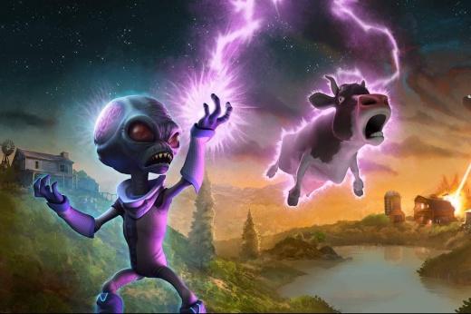 Инопланетяне в играх: захватчики или соседи с других планет?