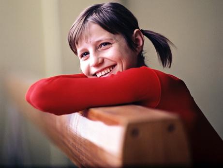 Девочка в петле. Как живёт уникальная гимнастка из СССР