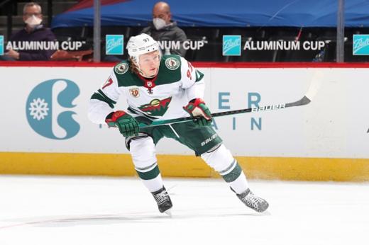 «Миннесота» — «Сент-Луис» — 2:0, видео, голы, обзор матча чемпионата НХЛ — 2021