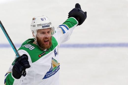 Большое интервью с Умарком – о возможном возвращении в КХЛ, «Салавате» и Кубке Гагарина