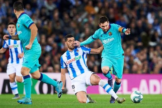 «Барселона» провела ужасный матч. Но всё равно должна была выиграть