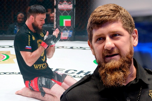 Бойцы Кадырова попали под удар. США грязными методами борется с лучшим промоушеном России