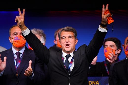Популист, обманщик, гений, спаситель. Что новый президент даст «Барселоне»