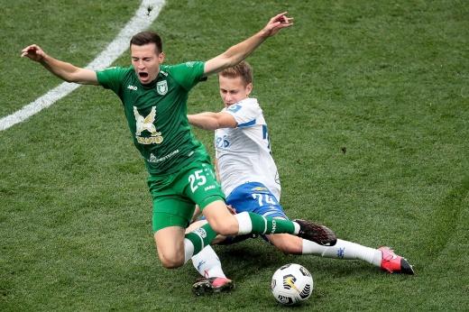 Игрок сборной России перешёл в «Динамо». А ведь сегодня Макаров мог выступать в еврокубках