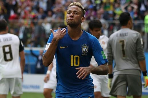 ЧМ-2018. Сербия — Бразилия — 0:2, Швейцария — Коста-Рика — 2:2. Как это было
