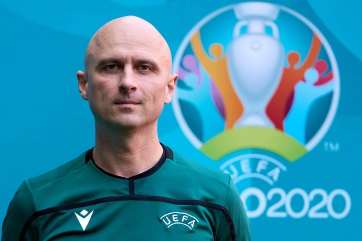 Судья Карасёв зашёл на Евро дальше сборной России. И рассказал, как это было