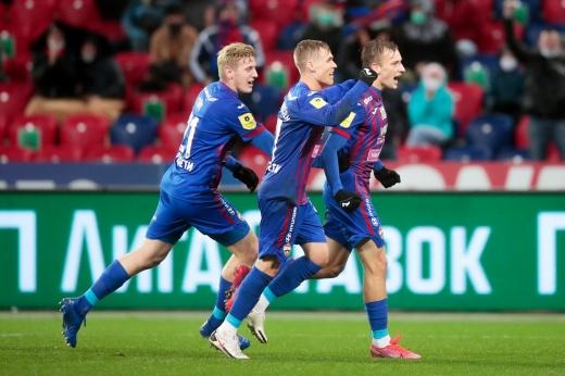 Все лидеры первого круга чемпионата России по футболу — тест