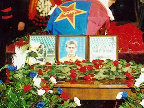 «Армейская» трагедия 13 лет спустя