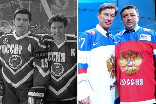 Герои Мюнхена 27 лет спустя. Что стало с первыми русскими чемпионами мира по хоккею