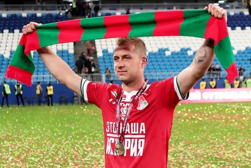 Баринов – настоящий герой финала Кубка. А ведь он собирался уйти из «Локо»