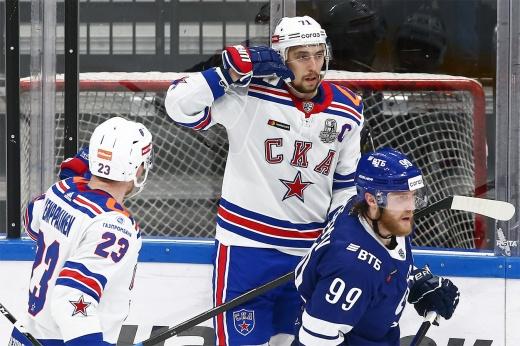 Как сложилась карьера игроков СКА-2015, совершивших единственный камбэк с 0-3 в истории плей-офф КХЛ