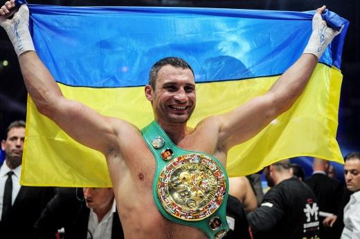 Единственное досрочное поражение Виталия Кличко — нокаутом, видео
