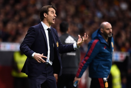 Сборная Испании уволила тренера за два дня до старта на ЧМ. Главное