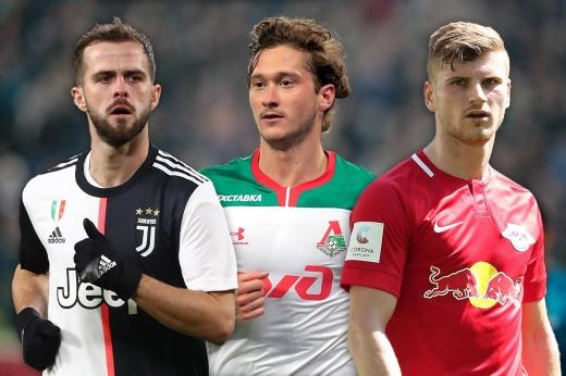 Всё, что надо знать о летних трансферах в топ-5 лигах Европы и РПЛ