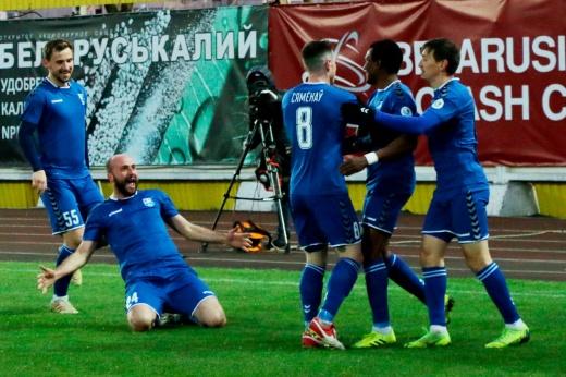 «Ислочь» — «Витебск», 26 апреля, ставка на матч Высшей лиги Беларуси