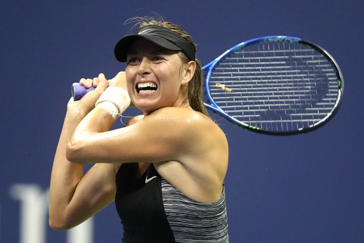 Фиаско Шараповой и Федерера на US Open