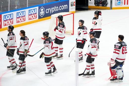 Канада — Норвегия — 4:2, видео, голы, обзор матча чемпионата мира 2021 года по хоккею