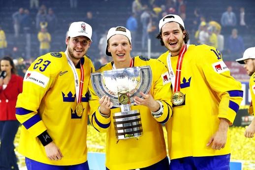 «Швеция доказала, что является лучшей в мире». Эмоции чемпионов