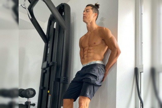 У бодибилдера Шона Реза в теле всего 3 процента жира – меньше, чем у Криштиану Роналду