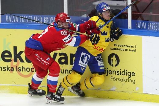 Россия помучилась со шведами, но опять победила! Всё решил шикарный буллит Бутузова
